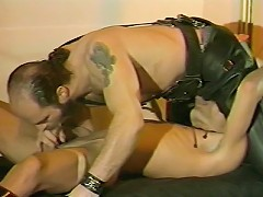 Hot gay bears JD Slater and Eric hook up and enjoy some hot 69 loving
