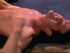 Gay couple nonstop cock plugging in the ass